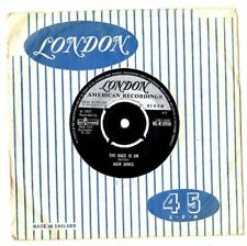 "JACK JONES.THE RACE IS ON / I CAN'T BELIEVE ECT.UK ORIG 7"" & CO/SLEEVE.VG"