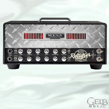 Mesa Boogie Mini Rectifier Twenty-Five in Chrome - 2.MR25