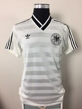 Original West Germany Home Football Shirt Jersey 1984-1986 (L)