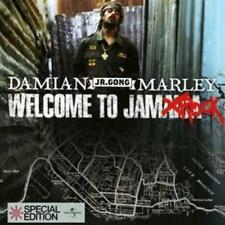 Damian Marley : Welcome to Jamrock CD (2005) ***NEW***