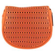 Borse da donna sintetici arancioni tasche interni