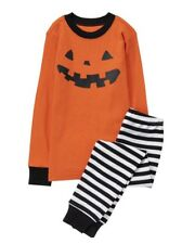 Gymboree Halloween PJs Jack-O-Lantern 2 Piece Pajama Set 12-18 Months NWT