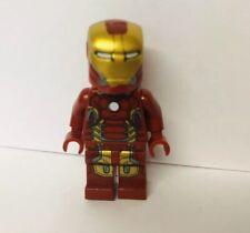 LEGO minifigure - Iron Man MK 43 - (sh167) Super Heroes 76038 76032 76031