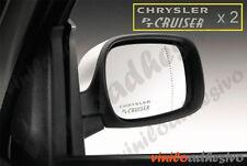 PEGATINA STICKER VINILO COCHE Chrysler PT Cruiser retrovisor mirror autocollant