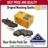 NP2514 NATIONAL REAR BRAKE PADS  FOR VAUXHALL INSIGNIA