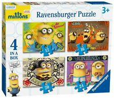 Ravensburger Minions 15 - 25 Pieces Jigsaw Puzzles