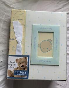 carters classics baby's keepsake chest