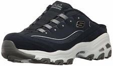 Skechers d'lites Zapatos suecos Para Mujer Azul Marino resbalón en Casual Comfort de espuma de memoria 11940