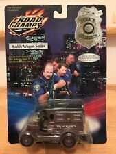 City Norfolk Sheriff Police Virginia 1920 Plate Paddy Wagon Road Champs Diecast
