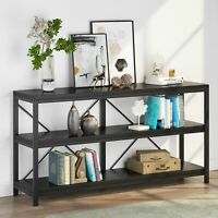 Entryway Console Table Living Room Home Sofa Table Entertainment Center TV Stand