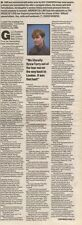3/2/90Pgn12/13/14 Article & Picture(s) e.t, Beaty, Big And Bouncy From Guy Chad