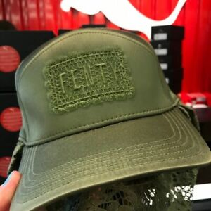 Puma X Fenty by Rihanna LACE UP CAP
