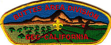 Boy Scouts Of America Ext BUTTES CNL CSP badge