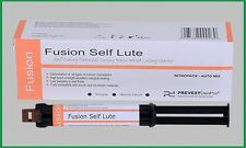 Fusion Self Lute Intro Pack  1*9g Automix Syringe, 10 Automix Tips