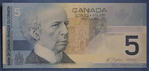 2004 - Canada - $ 5 - BC-62b - Jenkins-Dodge - HOD - Crisp - Uncirculated