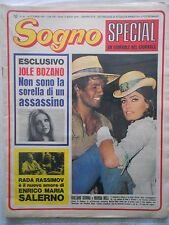 SOGNO SPECIAL N. 41 1971