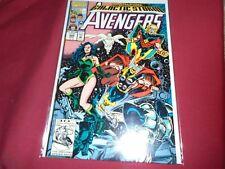 THE AVENGERS #345 Marvel Comics 1992 NM