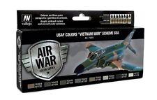 """Vallejo Model Air - USAF Farben """" Vietnam Krieg """" Schema Süd Ost Asia Acryl Pai"""