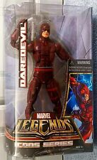 "MARVEL LEGENDS ICONS 12"" DAREDEVIL RED COSTUME VARIANT FIGURE MINT/SEALED/RARE"