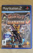 RATCHET : GLADIATOR - SONY PS2 GAME