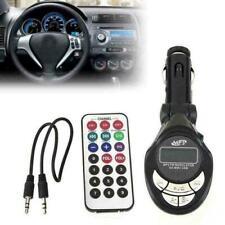 Car MP3 Player Wireless FM Transmitter Modulator USB MMC CD Remo O0A1 C4G7