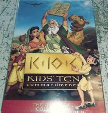 New Kids Ten Commandments - The Complete Collection (DVD, 2003) Freeshipping