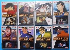 rocky joe prima serie rara 1° edizione 16 dvd complete collection ashita no joe