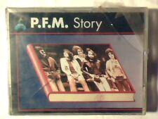 P.F.M. Story - All the best 2 mc cassette PFM SIGILLATE SEALED!!!