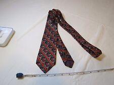 Berkley burnt orange menswear neck tie necktie Men's GUC