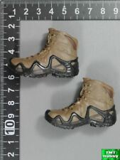 Peg Type 1//6 Scale US Navy Seal Battle of Abbas Ghar ASOLO Hiking Boots