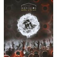"MARILLION "" MARBLES IN THE PARK "" BLU-RAY NEW SEALED"