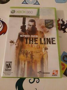Spec Ops: The Line Premium Edition CIB (Microsoft Xbox 360, 2012)