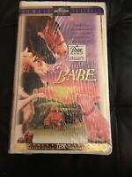 Babe VHS 2000 Clamshell New Sealed