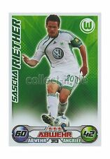 Match Attax 09/10 - 313 - SASCHA RIETHER