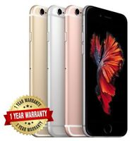 Apple iPhone 6S 16 / 32 / 64GB Unlocked Sim FREE Smartphone Various Grades
