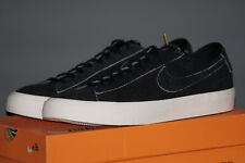 Nike Blazer Studio Low EU 44 UK 9 schwarz black Leder 880872-002