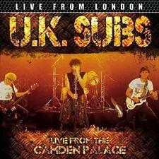 CD de musique live punk sans compilation