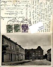 587435,Foto Ak Gmünd Bahnhofstrasse Karl Floh Schneidermeister