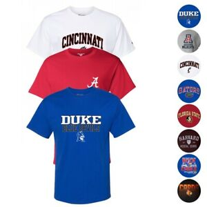 Champion NCAA Team Logo Graphic T-Shirt Collection