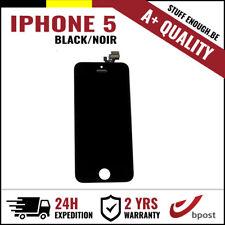 A+ LCD TOUCH SCREEN VITRE TACTILE DISPLAY/SCHERM/ÉCRAN BLACK NOIR FOR IPHONE 5