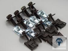 Unterfahrschutz Getriebeschutz Motorschutz Einbausatz Clips Mercedes W203 W204
