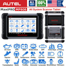 Autel MP808 Automotive OBD2 Scanner Bi-Directional Diagnostic Tool Key Coding