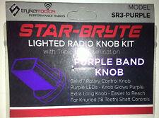 Stryker Star-Bryte Sr3 Purple Led Lighted Band Knob Kit