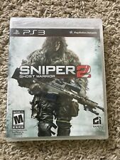 Sniper: Ghost Warrior 2 (Sony PlayStation 3, 2013) FACTORY SEALED