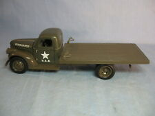 1941 WWII US Army Chevrolet Flatbed Truck 1/32 HICKMAN FIELD