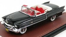 wonderful modelcar CADILLAC Series 62 Convertible 1956 - open - black -  1/43