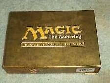 From the Vault Legends FTV FOIL Promo Cards Box Set MTG Magic OOP NEW Sealed