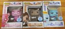 Funko Shop Pop Ad Icons Count Chocula Franken Berry Boo Berry Cereal Monster 3pk