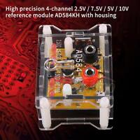 AD584KH High Precision 4-Channel 2.5V/7.5V/5V/10V Voltage Reference Module New
