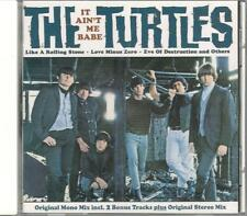 The Turtles, It Ain't Me Babe and You Baby/Let Me Be; 2 CD Lot